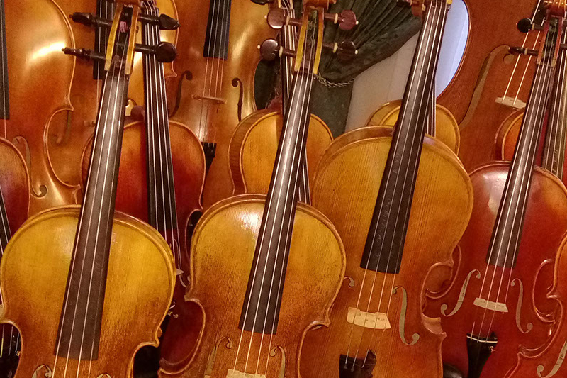 Student Quality Level Violins