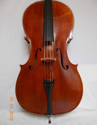 Cello Stradivarius-Davidov 1
