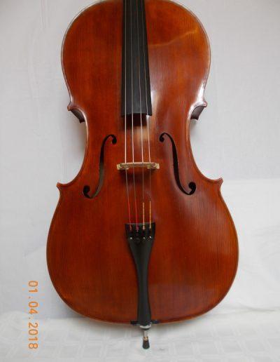 Cello Stradivarius-Davidov 3