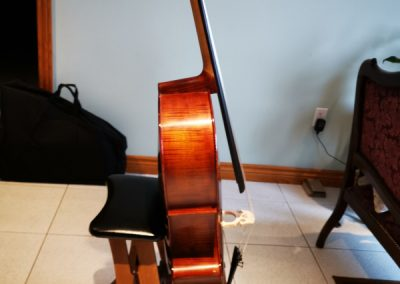 Cello and Double Bass Stand/Stool