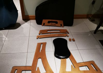 Double Bass Stand & Stool