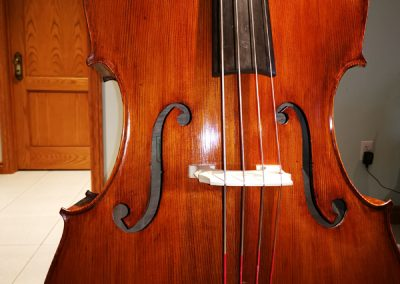 Cremona model Double bass 1