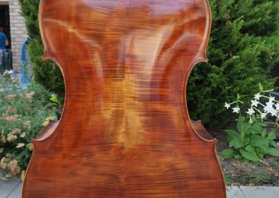Cremona model Double bass 16