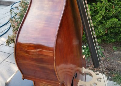 Cremona model Double bass 20