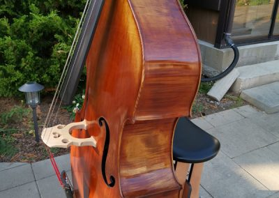 Cremona model Double bass 26