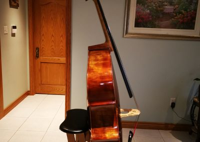 Cremona model Double bass 3