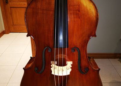 Cremona model Double bass 9