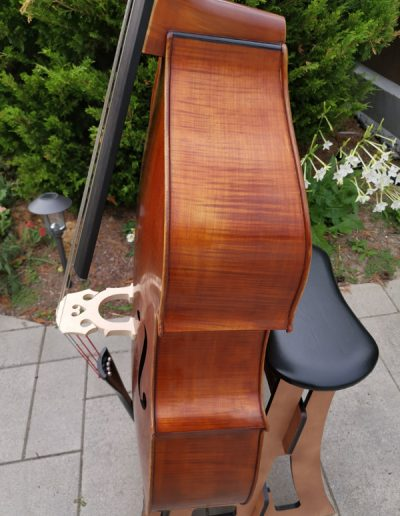 Double Bass, French model 12