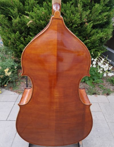 Double Bass, French model 13