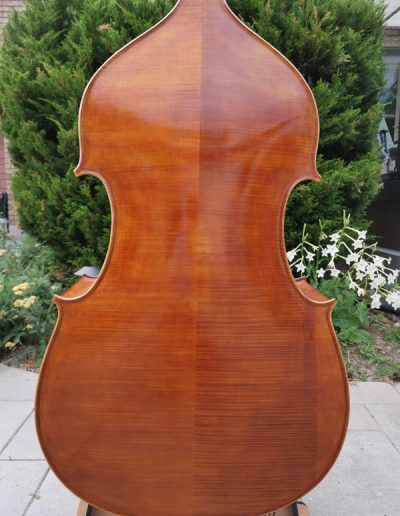 Double Bass, French model 14