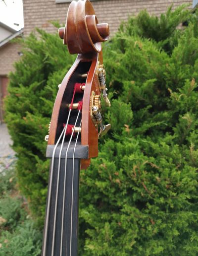 Double Bass, French model 2
