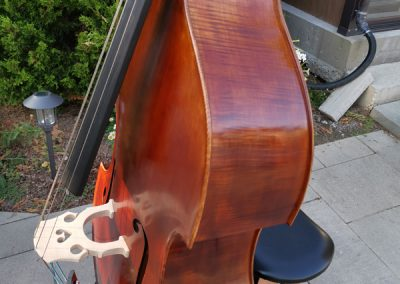 Double Bass Rubner model 3