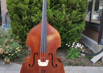 Double Bass Rubner model 4