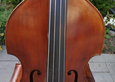 Double Bass Rubner model 5