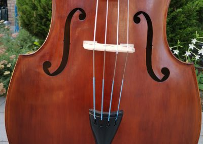 Double Bass Rubner model 6