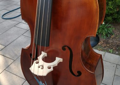 Double Bass Rubner model 7