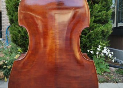 Double Bass Rubner model 8
