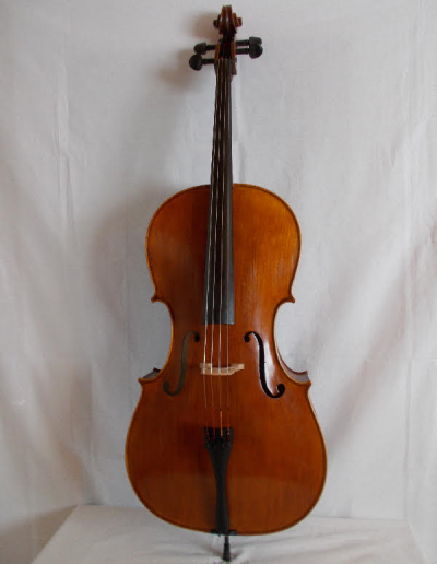 Stradivarius Davidov 2 model 19