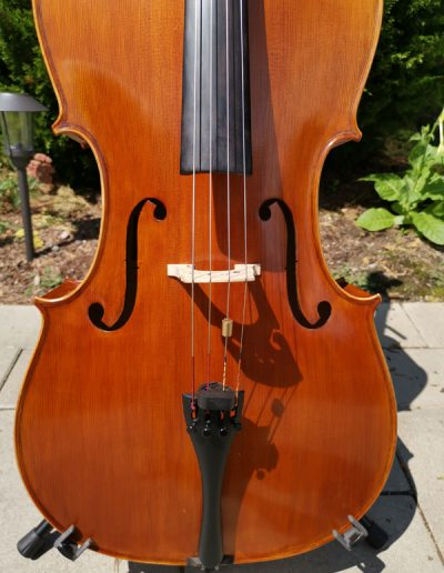 Stradivarius Davidov 2 model 3