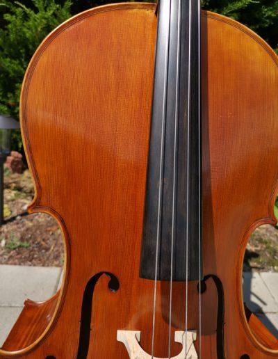 Stradivarius Davidov 2 model 4