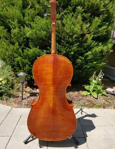 Stradivarius Davidov 2 model 5